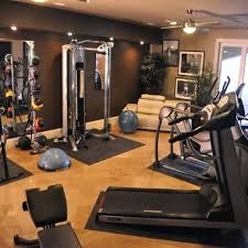Interesting Simple Home Gym Ideas And Rooms To Empower Your Workouts