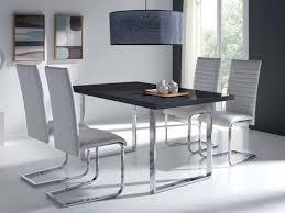 chaise blanche de cuisine chaise cuisine blanche fashion designs