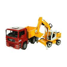 Kelebihan Kekurangan Bruder Toys 2751 MAN TGA Construction Truck And ...