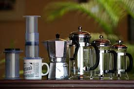 L R Aeropress 2 Moka Pot 1 French Press Coffee Machine Starbucks