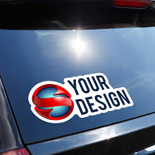 100 Custom Window Decals For Trucks HighQuality Die Cut Stickers Design Yours Now