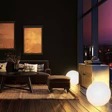 led leucht objekt lumen style globe d30 cm blumixx de