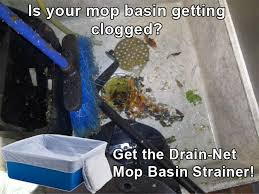 mob basin strainer filter for restaurants and commercial kitchens