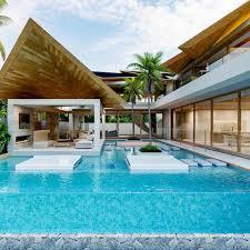 100 Thai Modern House Noosa Sound Chris Clout Design Building