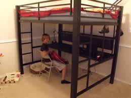 Low Loft Bed With Desk And Dresser by Bedroom Wood Bunk Beds With Desk And Dresser Bunk Bed With Desk