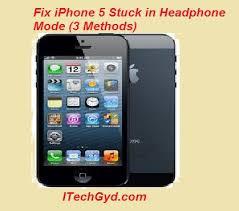 Fix iPhone 5 Stuck In Headphone Mode 100% Working Fixes