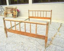 Spindle Headboard And Footboard by Jenny Lind Bed Etsy
