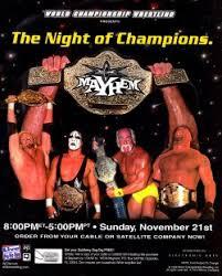 Halloween Havoc 1999 Hogan Sting by Https Upload Wikimedia Org Wikipedia En A A5 Wcw