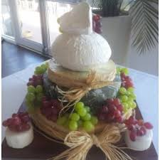 The Rustic Cheese Celebration Cake
