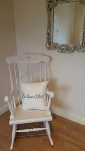 Shabby Chic Rocking Chair In Burtonwood And Westbrook For £65.00 For ... Shabby Chic Bentwood Style Rocking Chair Home Sweet Home White Shabby Chic In Pontprennau Cardiff Gumtree Chairs Rocking Chair With High Back Wood Amazoncom Eucalyptus Wood Modern Farmhouse Whitewash Vintage Used Antique Chairs For Chairish Hitchcock Ville Dollhouse Perfect Addition To Any Dollhouse Room Appealing Shabtique Fniture By Kasia Page Painted White Nursery Farnborough Hampshire Miniature Wooden For Your Etsy Petite Primitive Oklahoma City Garage Sale Illustration Of A With Design Royalty