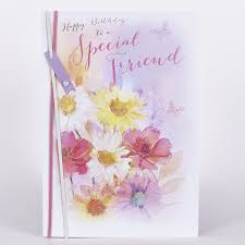 Signature Collection Birthday Card Special Friend £149 Card