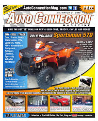 03-31-16 Auto Connection Magazine By Auto Connection Magazine - Issuu Muscle Cars For Sale For Inc Cranetruck Equipmenttradercom 100 Carpet Craigslist Fniture Exciting Papasan 26 Rr Sale On Li Craigslist Offshoreonlycom Edsel Inventory Fake Schwinn Klunker 5 Caution The Classic And Antique Two Seats And A Halo 1990 Buick Reatta Garden Street U Pull It Fort Myers Med Heavy Trucks For Sale Broward County Florida Used Deals Local Private Slingshot Motorcycles Cycletradercom