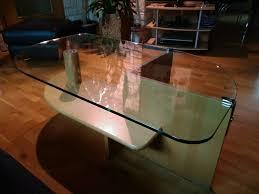 tisch glastisch wohnzimmertisch glas wohnzimmer günstig buche