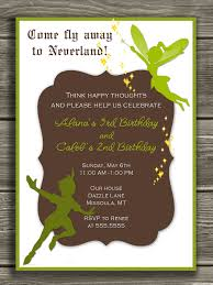 Peter Pan Pumpkin Stencils Free by Peter Pan And Tinkerbell Invitation Free Thank You Card Included