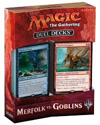 mtg merfolk deck legacy mtg duel decks merfolk vs goblins out of the box cards