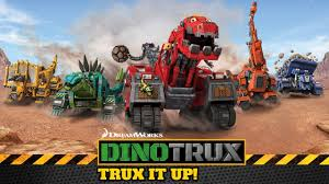 100 Dino Trucks Trux Trux It Up By Fox And Sheep GmbH IOS Android HD