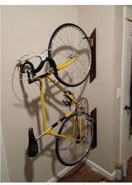 Ceiling Bike Rack Flat by Bikes Ceiling Bike Rack Vertical Bike Rack Flat Against Wall