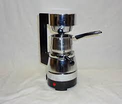 Image Is Loading Vintage Espresso Coffee MAKER MACHINE PERCOLATOR NO ATOMIC
