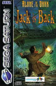 Alone in the Dark e Eyed Jack s Revenge Box Shot for Saturn