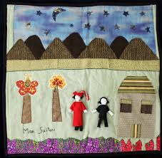 e & See the Story Quilts Made by Refugees in Idaho