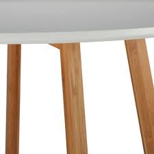 esstisch rund küchentisch esszimmertisch 2er tisch rundtisch weiß skandinavisch