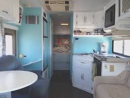Best 30 Of Vintage Camper Interior Remodel Ideas