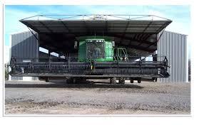 Machine Sheds Farm Equipment Shed Doors