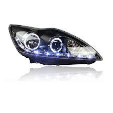 ownsun led drl eye bi xenon projector lens headlights
