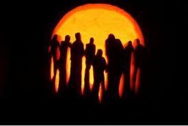 The Walking Dead Pumpkin Stencils Free by Zombie Pumpkins U2013 Surviving The Dead
