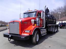 2015 Kenworth T800 Tri Axle Tanker Truck For Sale By Arthur Trovei ...