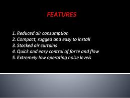 Berner Air Curtain Uae by Berner Air Curtain Retail Convenience Stores And Warehouses Just