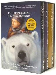 His Dark Materials Boxed Set The Golden Compass Subtle Knife Amber