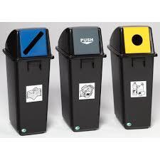 poubelle de bureau tri selectif poubelle tri sélectif