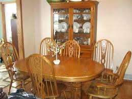 Fancy Dining Table Set Oval Room Sets Full Size Of Nice And Hutch With
