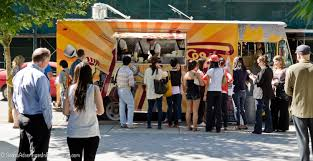 100 Vancouver Food Trucks CAREY FOOD TRUCK