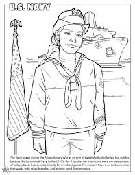 U S Marines Coloring Page Navy Books United States Armed Forces Military