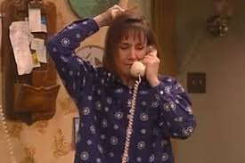 Roseanne Halloween Episodes Youtube by Today In Tv History Jackie Had A Bad Experience Giving Bad News