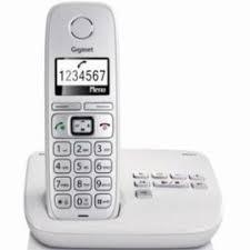 siemens gigaset e310a téléphone fixe sans fil pas cher