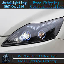 car styling led l for ford focus2 headlights 2009 2012