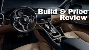 100 Porsche Truck Price 2019 Cayenne S Build Review Standard Features