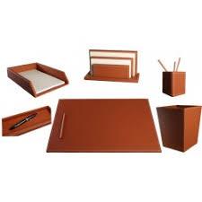 parure de bureau en cuir parures de bureau en cuir personnalisables artisanat français