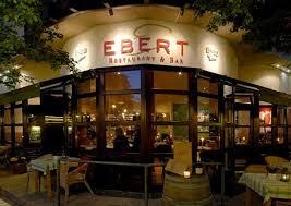 ebert restaurant bar berlin charlottenburg wilmersdorf