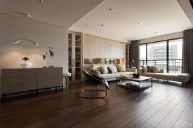 nach feng shui wohnzimmer einrichten braun beige holzboden