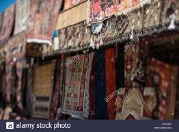 Traditional Turkish Rugs Shop In Goreme Cappadocia