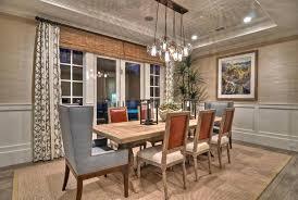 Rustic Dining Room Vintage Lighting Ideas Table Diy