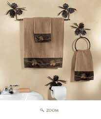 Rustic Bathroom Accessories Homedecorkansascitytk