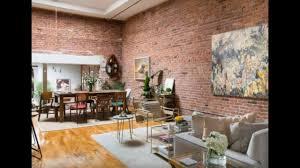 100 Brick Loft Apartments Tour Apartment In New York Exposed Walls