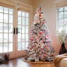 Christmas Tree Decorations Walmart Pictures Reference