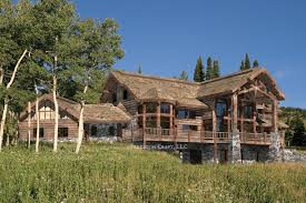 Large Log Cabin Floor Plans Photo by The Log Home Floor Plan