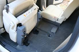 ford flex seat swap project complete unknown dog
